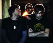 Original crew of A Place to Bury Strangers