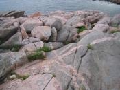 Rocks, Nova Scotia