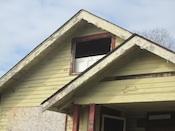 Abandoned houses, Falmouth, VA