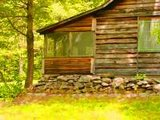 Robert Frost's Cabin, Vermont